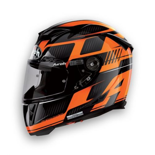 Capacete Airoh Street GP 500 - Orange