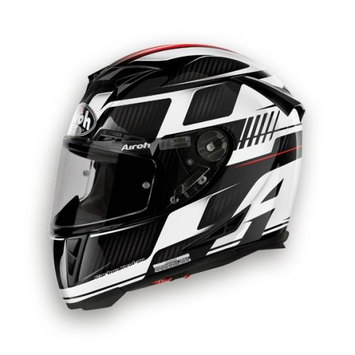 Capacete Airoh Street GP 500 - First Black