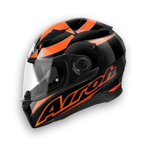 Capacete Aiorh Street Movement - Orange