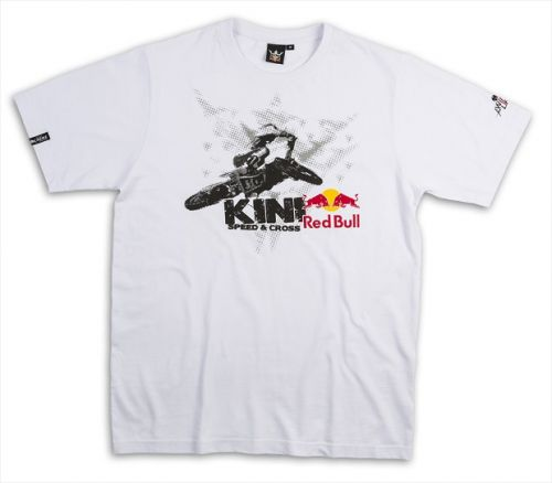 T-Shirt Kini Red Bull SpeedCross Tee