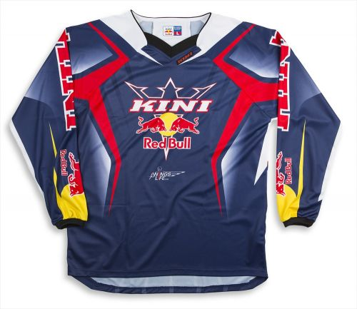 Camisa Kini Red Bull Competition