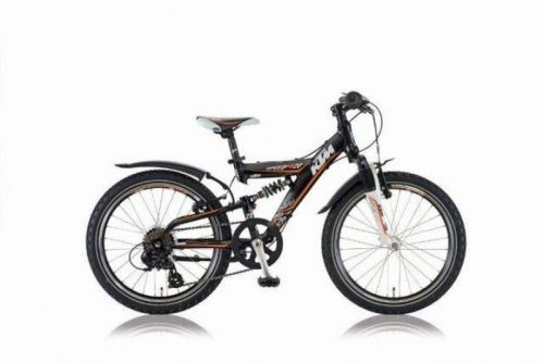 BICICLETA KTM SPEED FS 20