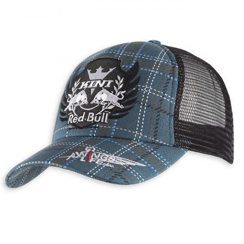 Bone Kini Plaid Trucker
