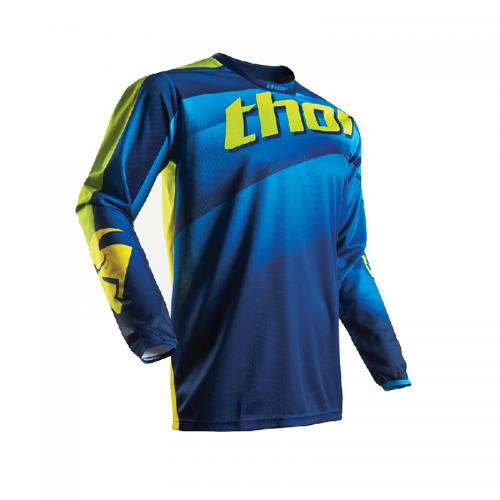 Camisa Thor Pulse Yellow