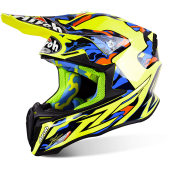 CAPACETE AIROH TWIST TC 16 GLOSS  2017