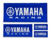 Kit Adesivos Yamaha Racing Blue