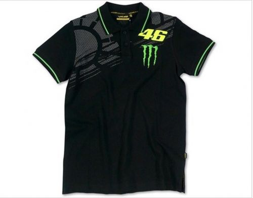 Camisa Polo Masculina Monster VR46