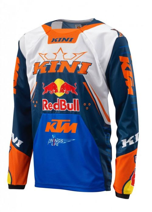 Camisa KTM Kini RedBull Competition