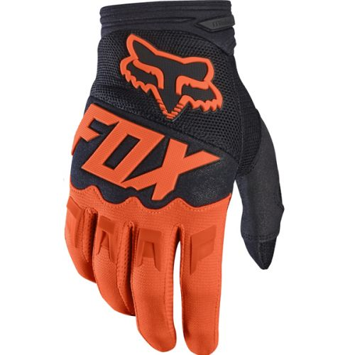 Luva Fox Dirtpaw Orange