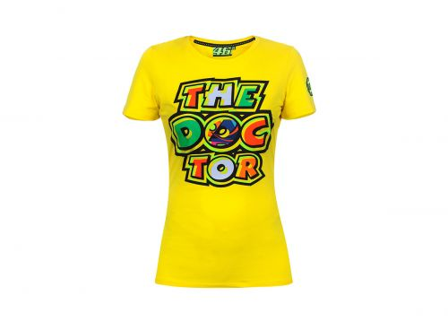 T-Shirt Feminina Yamaha The Doctor