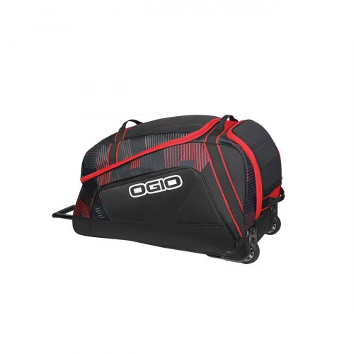 BIG Mouth Wheeled Bag - Stoke