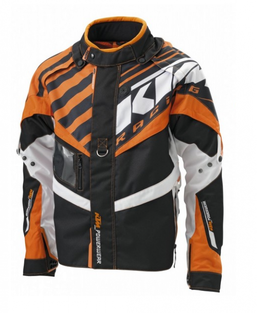 Jaqueta KTM Race Light Pro Branca