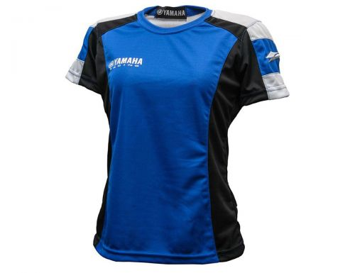 T-Shirt Feminina Yamaha Racing Blue