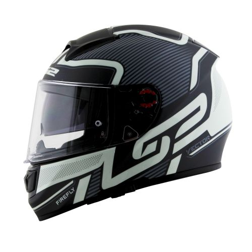 Capacete LS2 F397 Orion Black