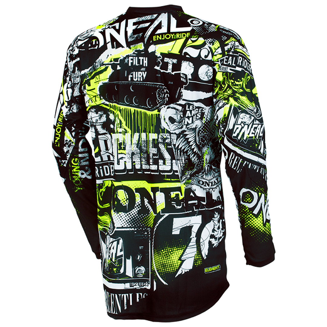 Camisa ONeal Element Attack  - foto principal 1