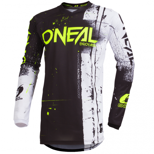Camisa ONeal Element Shred Black