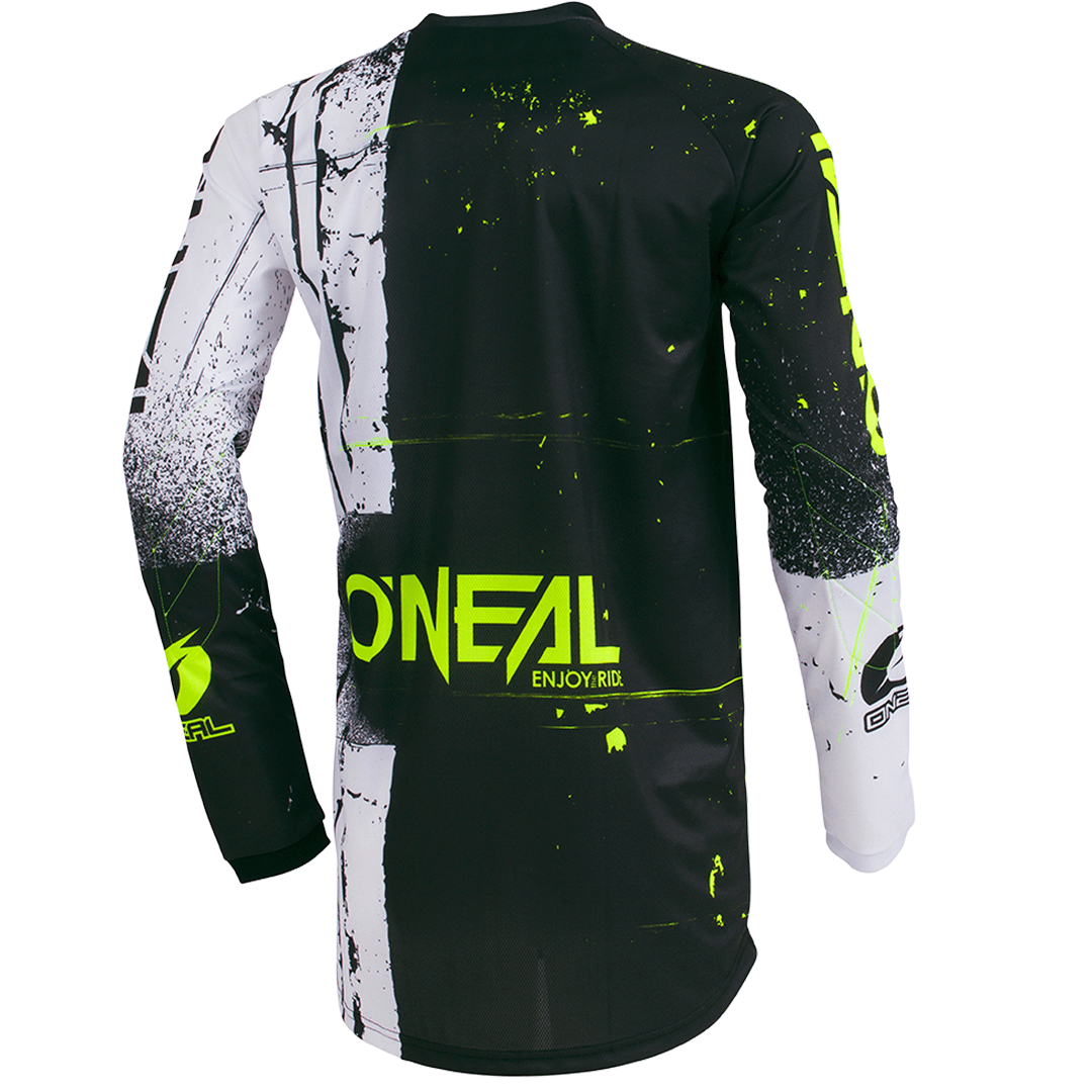 Camisa ONeal Element Shred Black  - foto principal 1