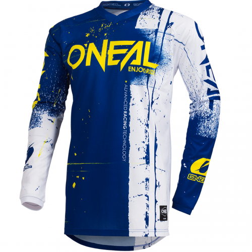 Camisa ONeal Element Shred Blue