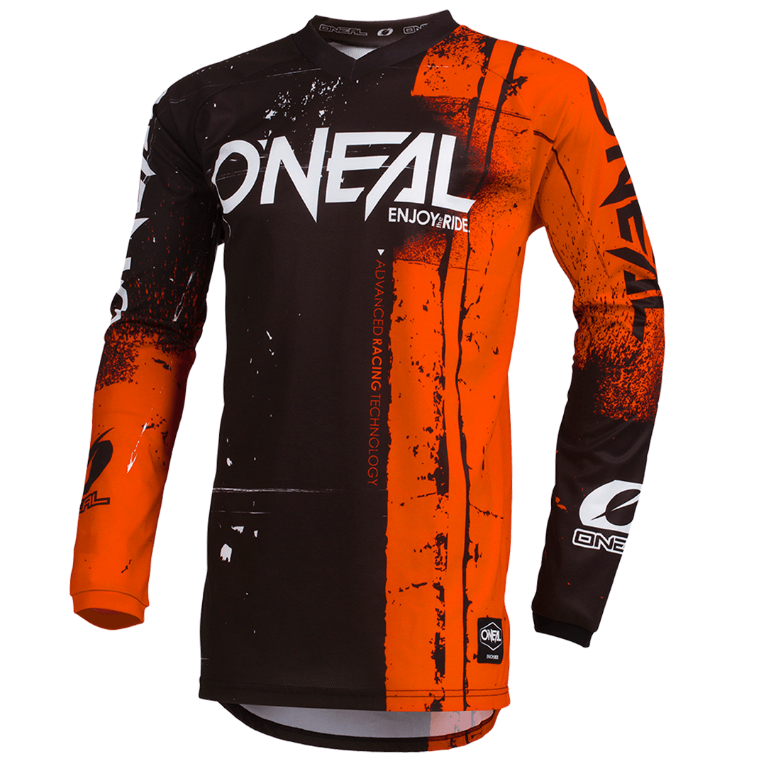 Camisa ONeal Element Shred Orange  - foto principal 1