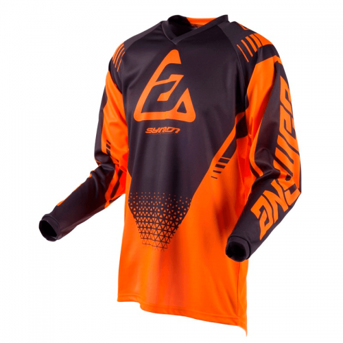 Camisa Awnser Sycron Drift Orange