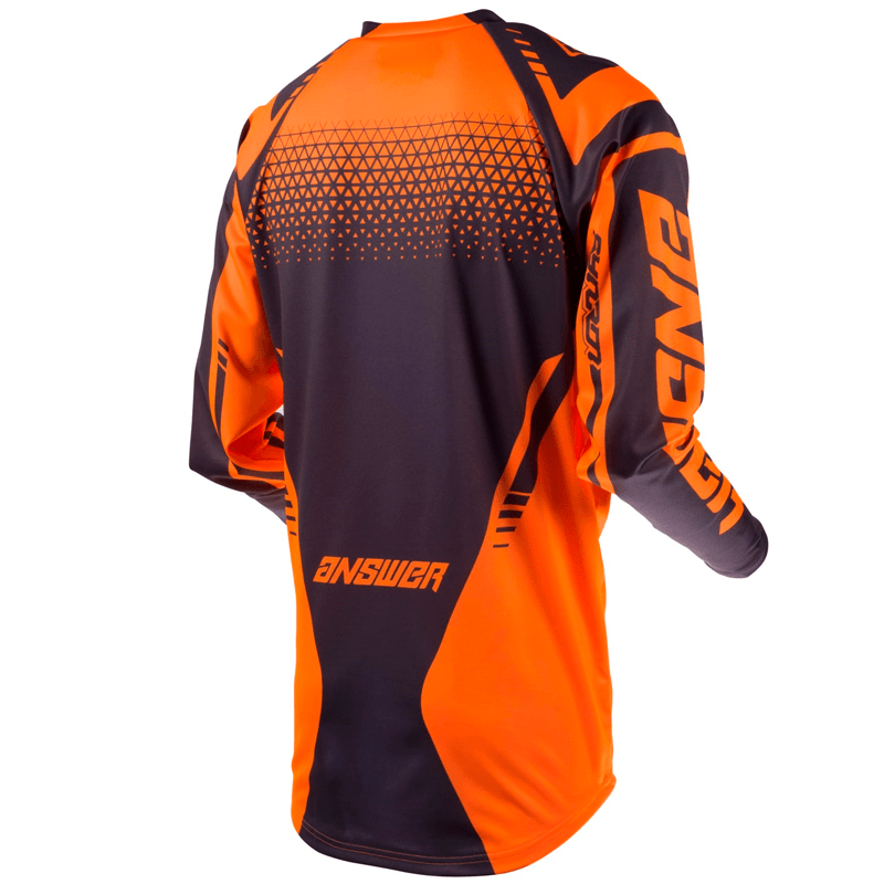 Camisa Answer Sycron Drift Orange  - foto principal 1