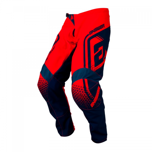 Calça Answer Sycron Drift Red / Midnight