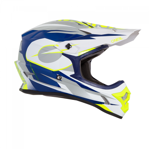 Capacete Oneal 3Series RIFF - Blue