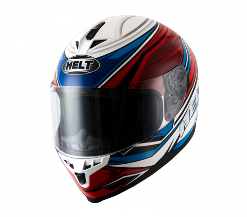 Capacete Helt New Race Step