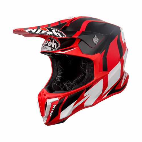 Capacete Airoh Twist Great Red