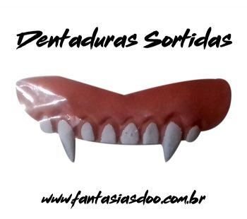 Dentadura Sortida de Latex