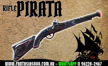 Rifle Pirata