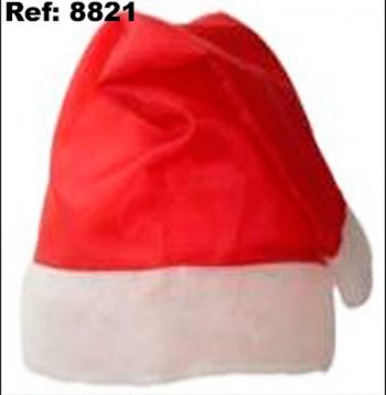 Kit 50 Gorros do Papai Noel