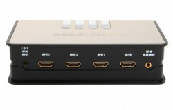Acessorio HDMI Monster HDMI SWC-X3 Switcher HDMI 3 vias  - foto principal 2