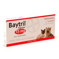 BAYTRIL FLAVOUR 15MG