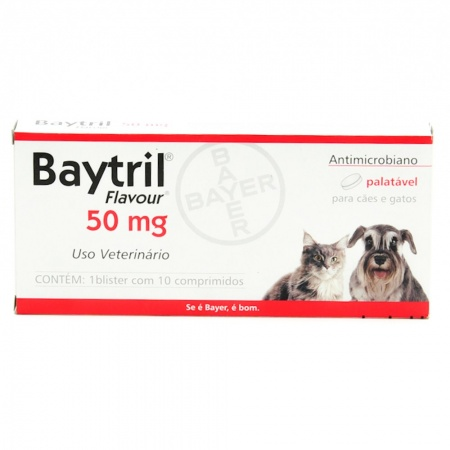 BAYTRIL FLAVOUR 50MG