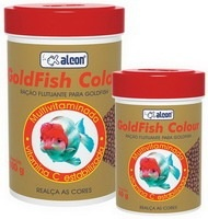 ALCON GOLDFISH COLOUR 100G - UN