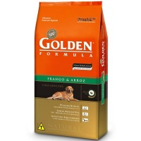 GOLDEN FÓRMULA FRANGO E ARROZ ADULTO 3KG