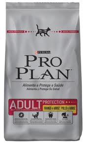 PROPLAN CAT ADULTO FRANGO E ARROZ 400G