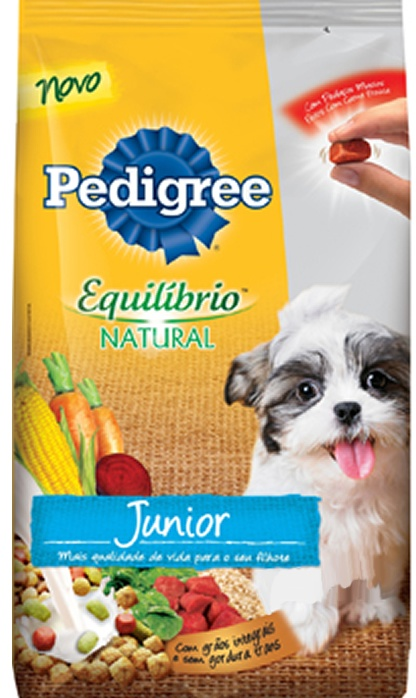 PEDIGREE EQUILIBRIO NATURAL JUNIOR A PARTIR DE: