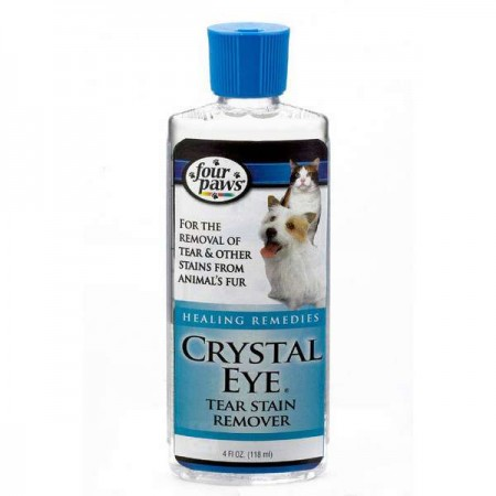 FOUR PAWS CHALESCO CRYSTAL EYE 118ML