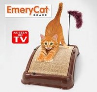 CHALESCO EMERY CAT (ARRANHADOR)