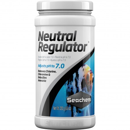 Seachem Neutral Regulator 7.0 250gr Tamponador Ph Neutro