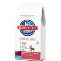 HILL´S SCIENCE DIET CANINO ADULTO  PEDAÇOS PEQUENOS 3KG
