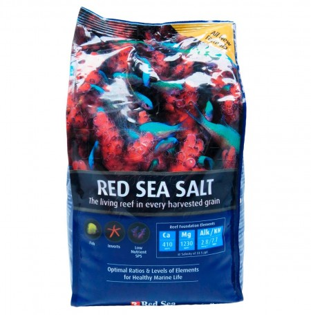 RED SEA SAL MARINHO NATURAL A PARTIR DE: