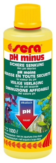 SERA PH MINUS 100ML (ACIDIFICANTE) - UN