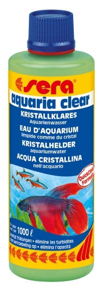 SERA AQUARIA CLEAR (CLARIFICANTE) 100ML - UN