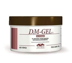 DM-GEL VETNIL 300G