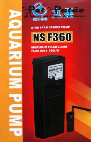 MINJIANG MINI FILTRO INTERNO NS F360 110V - UN