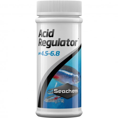 SEACHEM ACID REGULATOR A PARTIR DE: