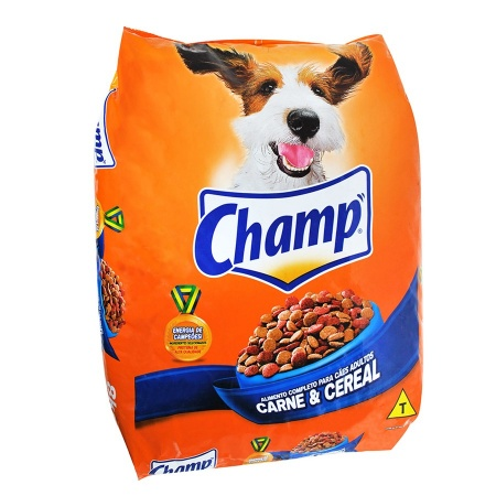 PEDIGREE CHAMP ADULTO CARNE E CEREAL 15KG